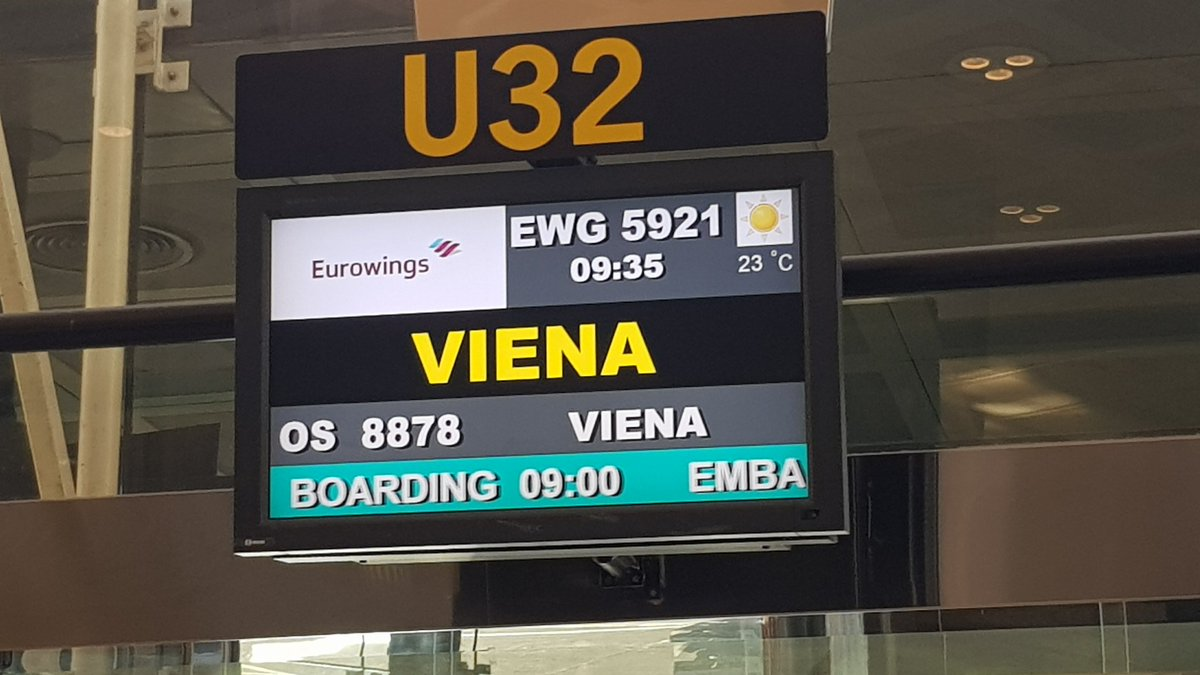 Next stop #Viena! Excited to join the @GENinnovate #GENsummit! Time to talk about #DigitalJournalism #VR #FakeNews &amp;much more! See u there!<br>http://pic.twitter.com/SccqEvqvJO