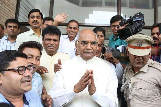 #PresidentialElection2017: If #President can be criticised, why not judges, says #RamNathKovind in Rajya Sabha https://t.co/svOuWy0qO5