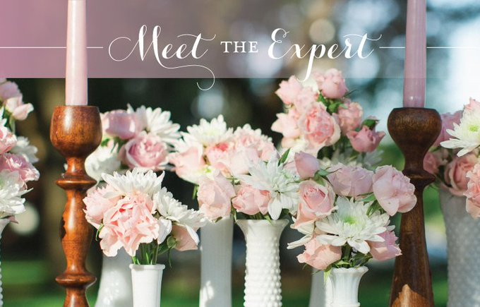 Meet the Expert: Anastasia Stevenson from HowToDIYWedding.com