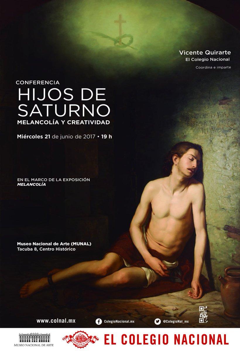 ¿Quiénes son los hijos de Saturno? Asiste a nuestra conferencia de mañana, organizada con el @ColegioNal_mx: https://t.co/2i7E1r4P6d  😎 https://t.co/u0oyf7g3WP