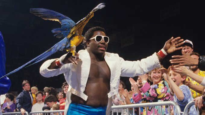 Happy birthday to former WWE star Koko B Ware.