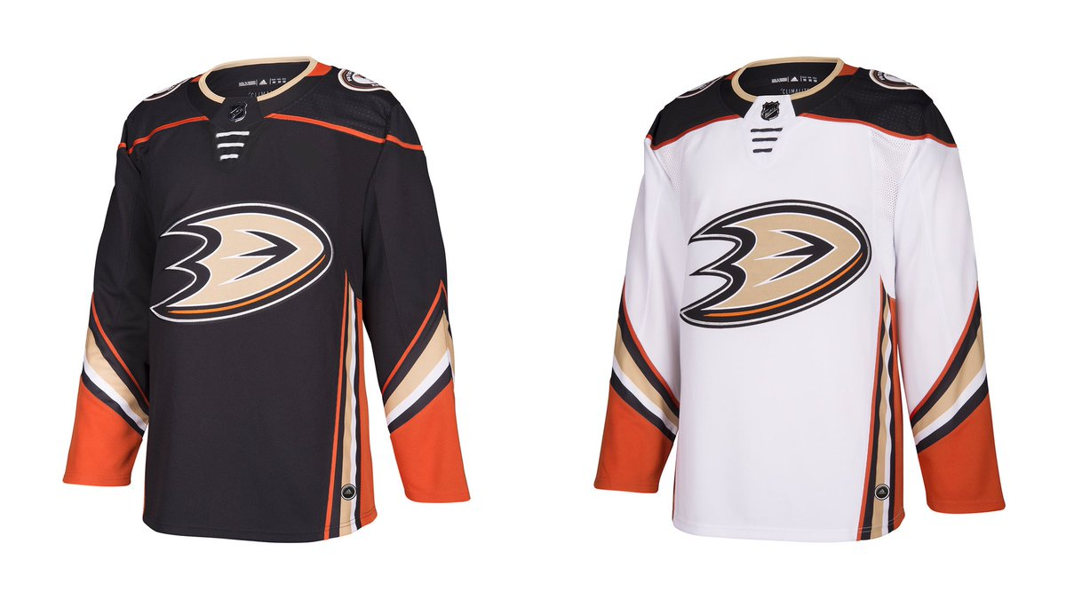 outlet store f8f9e 6ef00 Anaheim Ducks on Twitter: