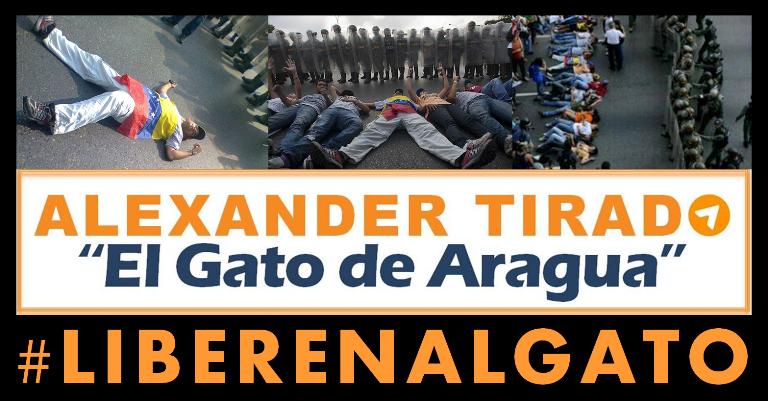 #25jun @ElGatoDeAragua lleva 1192 días DETENIDO Y CONDENADO x protesta...