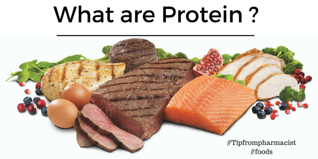 What are protein? #Protein #Aminoacid #Food  http://www. pharmacy-lifestyle.com/single-post/20 16/10/08/Nutrition-Facts-about-Proteins &nbsp; … <br>http://pic.twitter.com/eynSWpCmPz