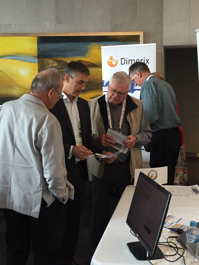 Whether it&#39;s #tech, #biotech or #resources there is a lot of investment interest at #GoldCoastIS17<br>http://pic.twitter.com/ZJTLopL7md