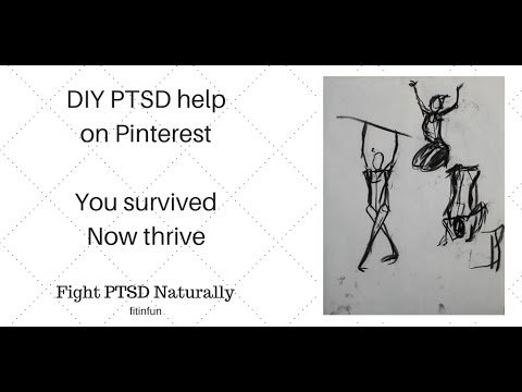 [PTSD] Self Help Keep it together while panicking