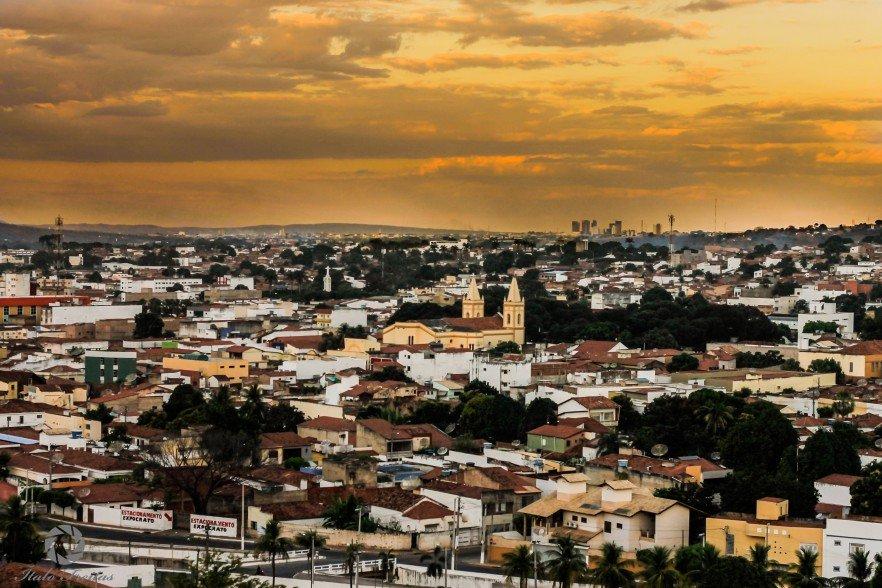Feliz aniversário, Crato, Ceará.