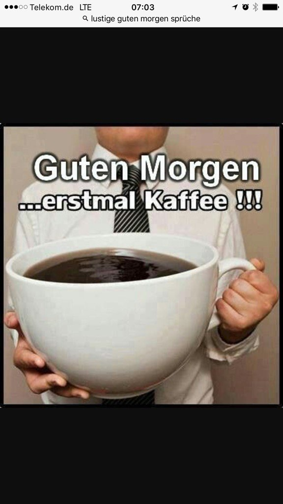Sieg Kerstin على تويتر Guten Morgen Ihrlieben Ja