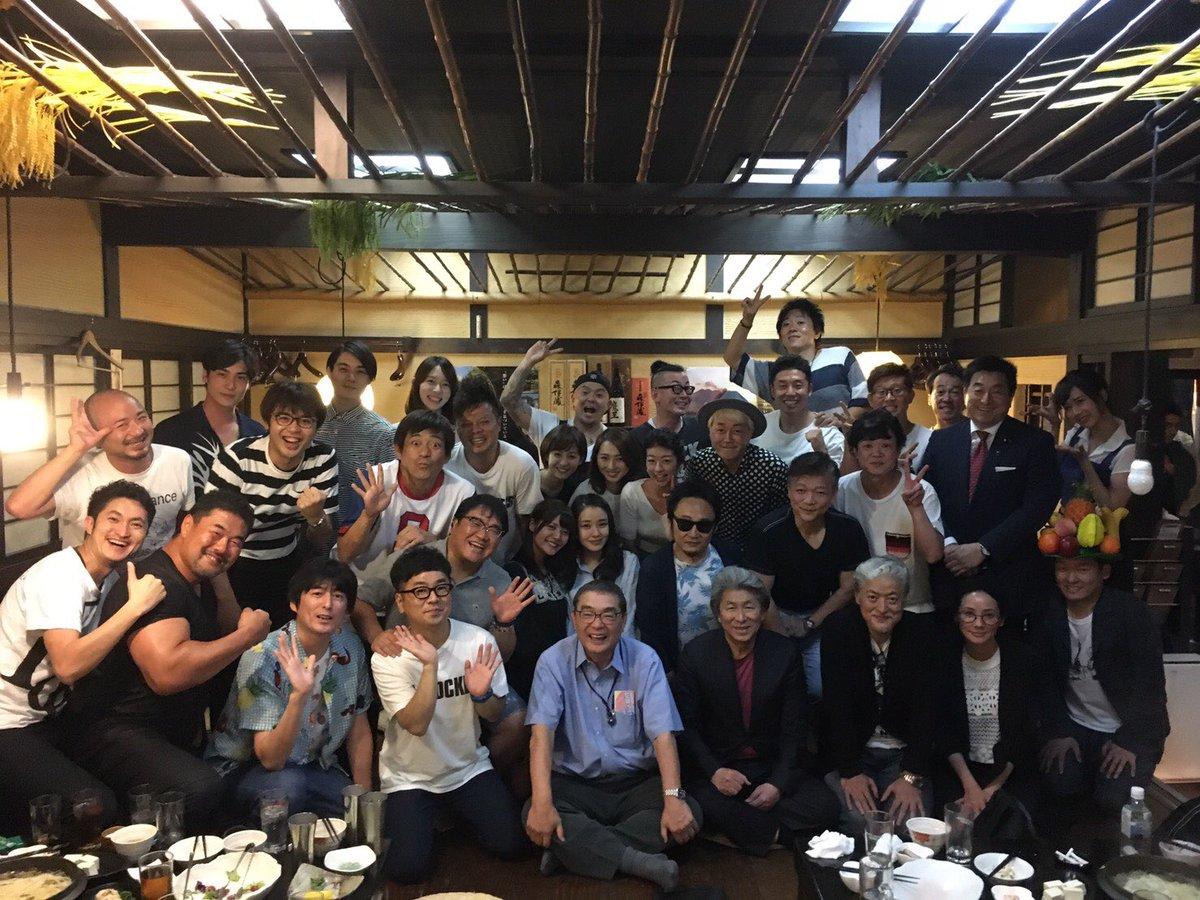 昨日は福岡県人会。 みんなで、やっぱ福岡いいねーとか、たまには帰りたーいとか喋ってました。 今日福岡行くくせに。 今日以外にもちかっぱ行くくせに。 https://t.co/3YhRqPm55C