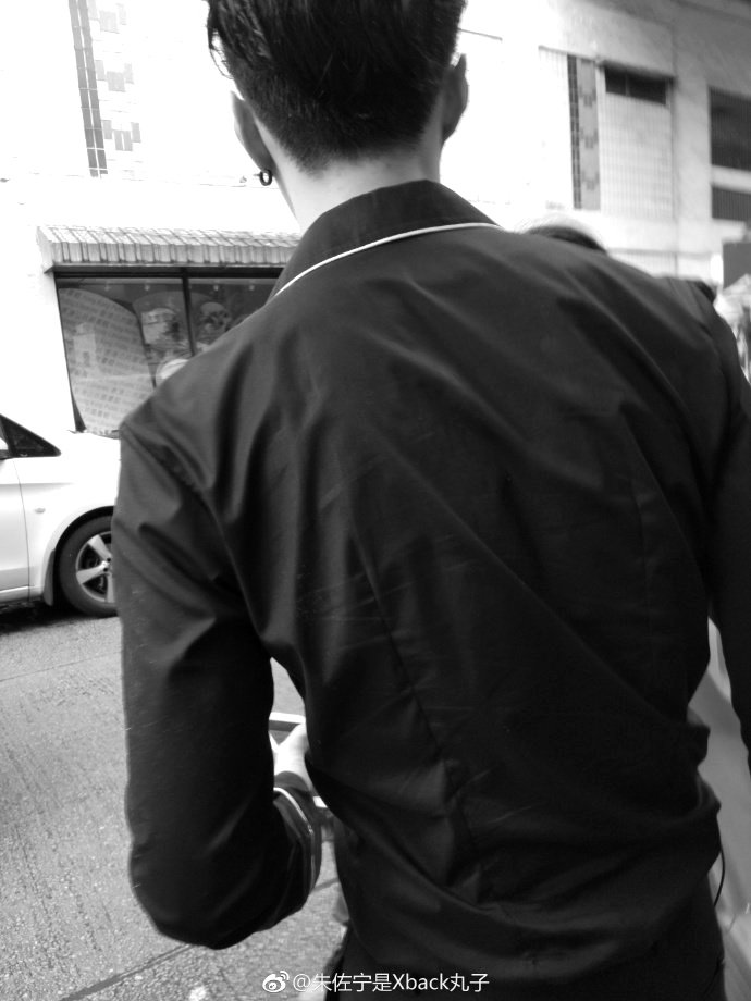 his back view is so attractive