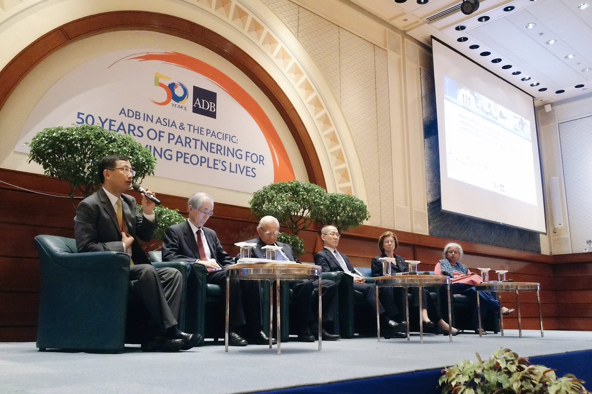 LIVE: Starting now ADB President's Advisory Group on #ClimateChange and Sustainable Development meet staff on #COP21 Paris agreement <br>http://pic.twitter.com/GWoMLfgndJ