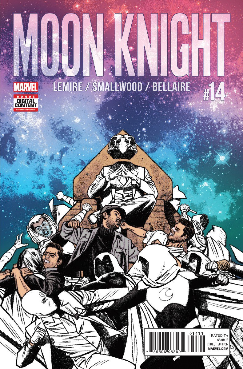 MOON KNIGHT #14 ¡NUMERO FINAL!    http:// azcomicses.blogspot.com/2016/08/moon-k night-vol-8.html &nbsp; …   #AzComicsEs #Up #MoonKnight #CaballeroLuna #MarvelNow<br>http://pic.twitter.com/98B7DGMy9c