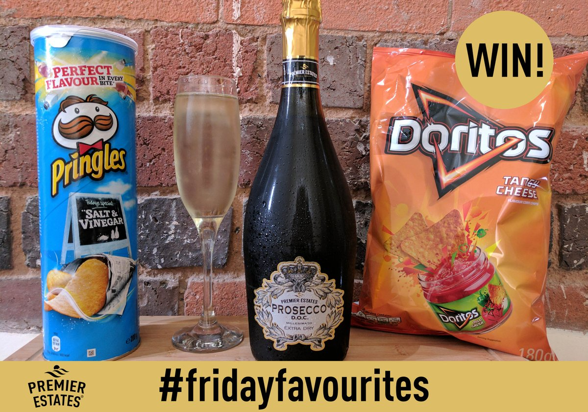 Friday Favourites! Tell us whether you prefer Pringles or Doritos for a chance to #WIN some bubbles! #RT and #FOLLOW!<br>http://pic.twitter.com/WCep7X9Fps
