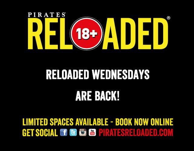#Summer is here...it&#39;s all about Wednesday&#39;s at #Reloaded! Still time to book for tonight! Save 20% with online promo code:TWIT1-20 #Magaluf <br>http://pic.twitter.com/QSK3nzq8xT