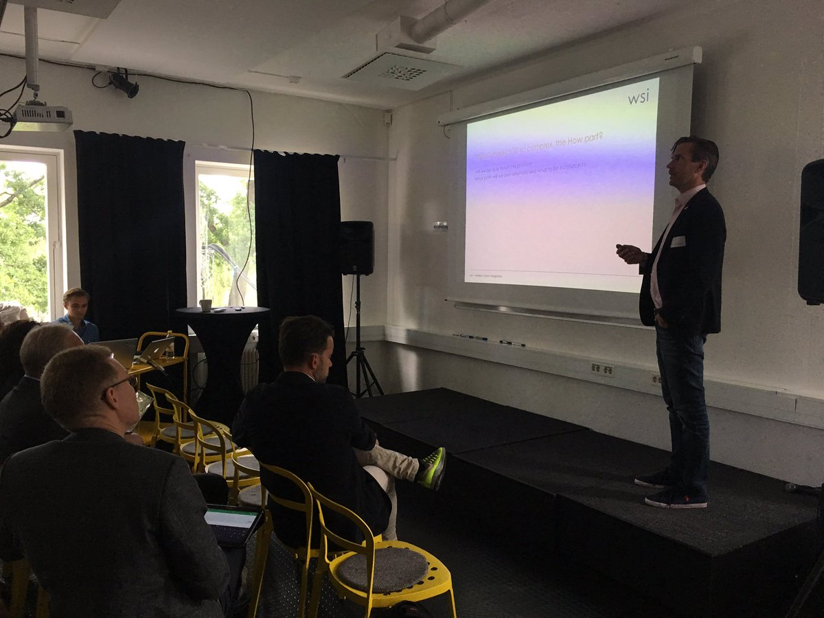 Janne at #WSI kicks off Sthlm iot summit &quot;what makes IoT so complex&quot; @STHLMthings #sthlmtech @siliconvikings #iot<br>http://pic.twitter.com/CTEG6p3bhH