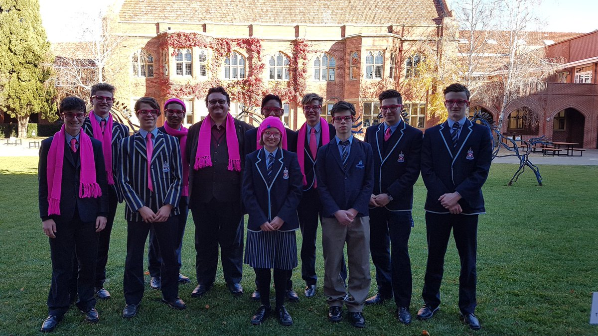 This year our students have continued raising awareness for breast cancer through their annual Pink Day - great student-led initiative.