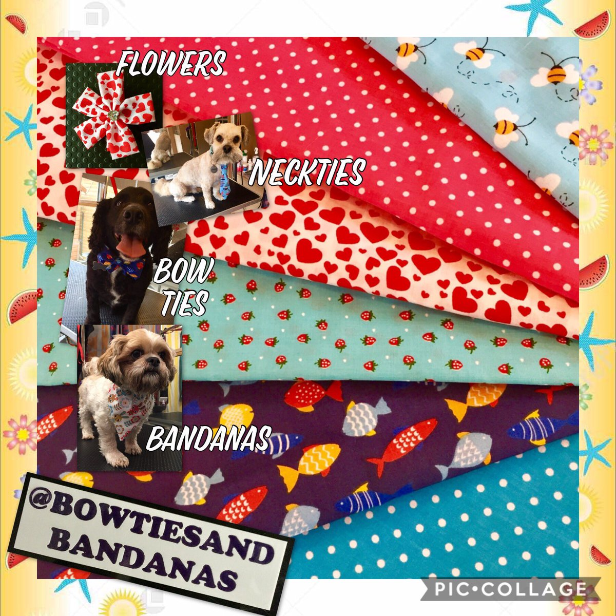 Fabrics bursting to be made into  #bows #bandanas #ties #handmade #pets #dogs #puppies #thepetsbiz  @GoodVetGuide  http:// goo.gl/qGRq4U  &nbsp;  <br>http://pic.twitter.com/xkQF4jKgAL