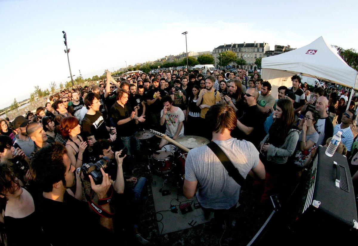 Fête de la musique : Bordeaux renforce la sécurité https://t.co/vP2yqnFKWV