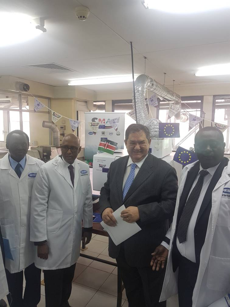 More Kenyan products can access the EU market thanks to  #SMAP  http:// bit.ly/2sP658o  &nbsp;   #SafeFoodKe @PeopleDailyKe reports<br>http://pic.twitter.com/n3ugPrnmhO