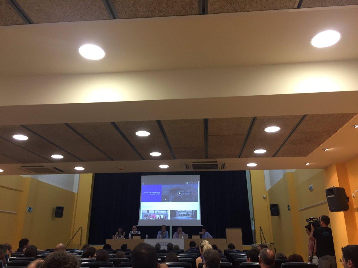 El Claustre de Universitat de Girona, a favor del Pacte Nacional pel Referèndum amb un 88 % dels vots #claustreudg https://t.co/vgywGaGfF5