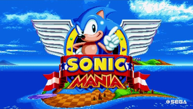 "senpai gamer 先輩 on twitter ""here is the latest sonicmania, Natural flower"
