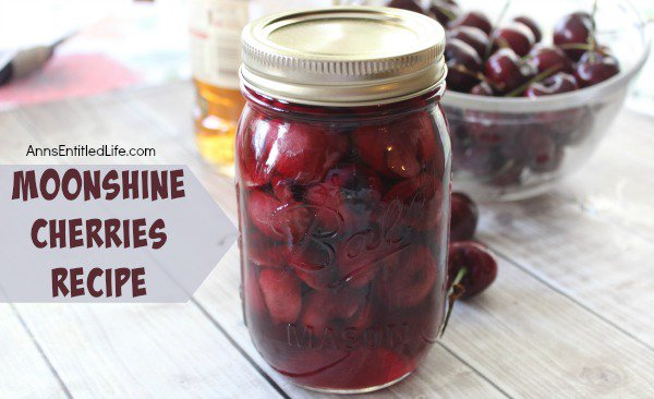 Moonshine Cherries Recipe