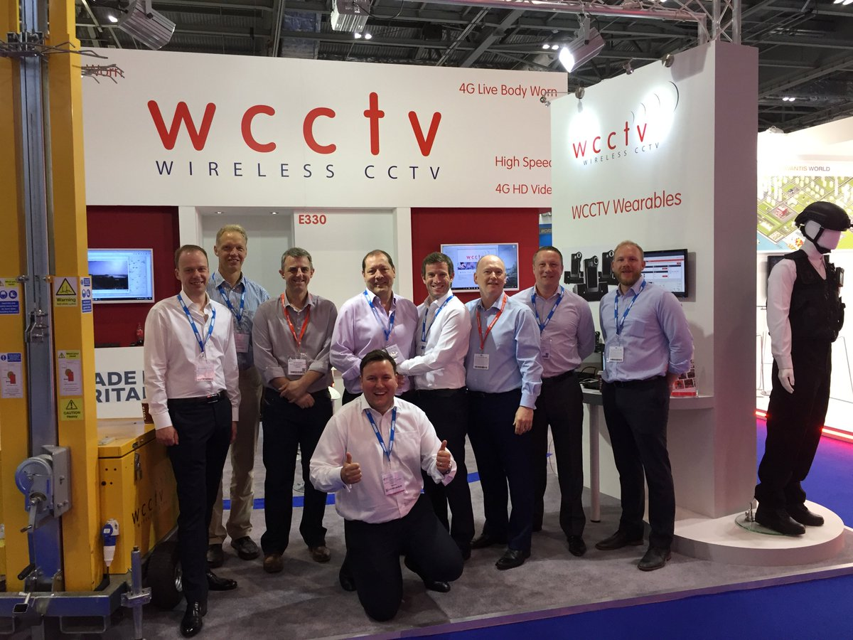 The team is all ready for day 2 of #IFSEC2017 come say hello at Stand E330 &amp; find out more about our #Security #Solutions @IFSEC<br>http://pic.twitter.com/MvJmh0EF3T