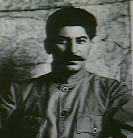 Joseph Stalin during early career 1920's Russia