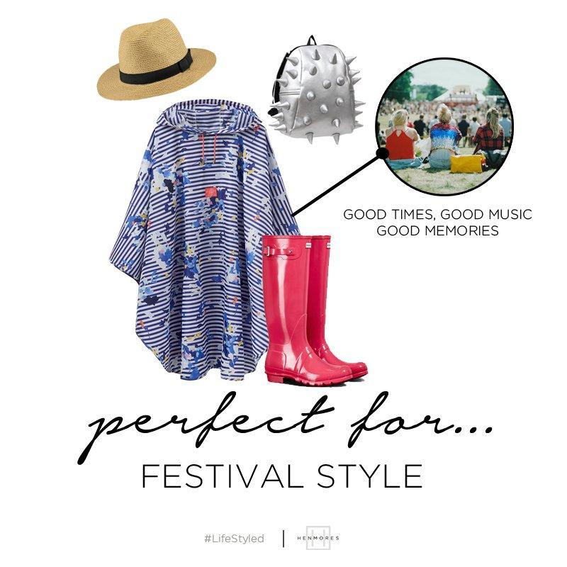 #PerfectFor A killer festival wardrobe:  http:// bit.ly/2tjxbCq  &nbsp;    #FestivalReady #GoodTimes<br>http://pic.twitter.com/WcbC5i8wmz