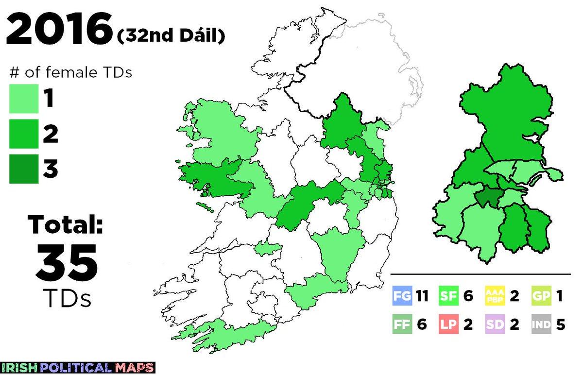 Irish Political Maps IrishPolMaps Twitter - Ireland political map
