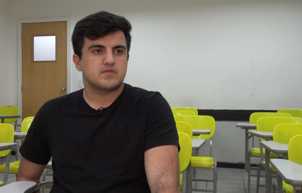 Crise na Uerj: dúvidas e sonhos de estudantes que se preparam para o vestibular https://t.co/g66PoGZYoL #G1