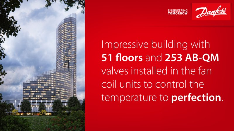212 meters high #building ensures superior #comfort and #savings to everyone. #engineeringtomorrow https://t.co/u6KVD4gFp2 https://t.co/DpmzQjeQIG