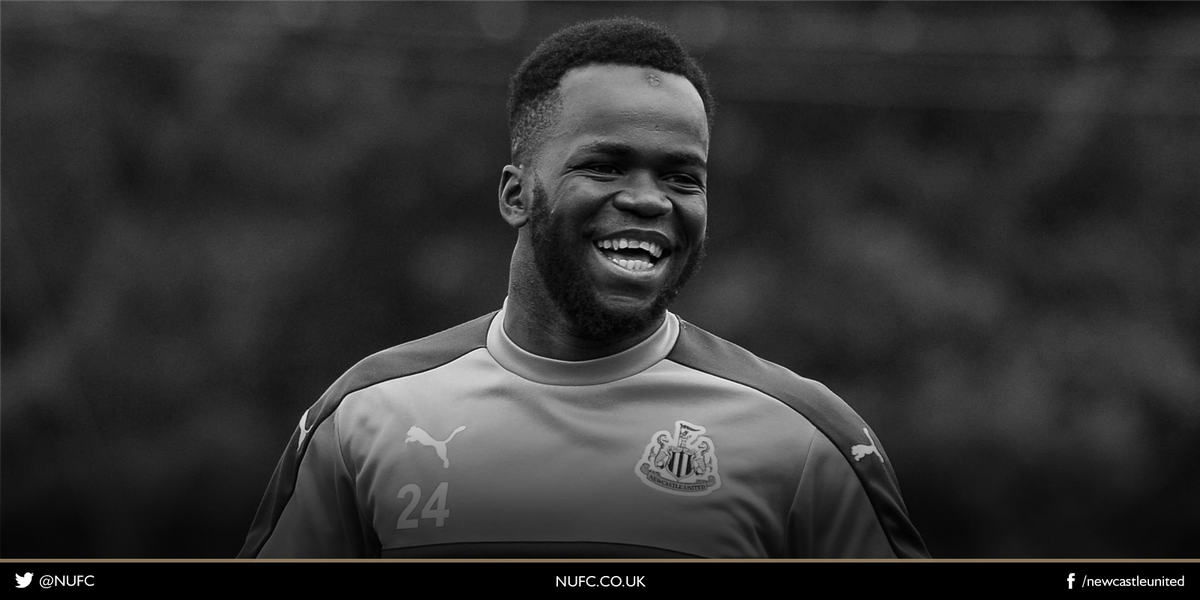 Today would have been Cheick Tioté's 31st birthday. Our thoughts are with his loved ones. #NUFC