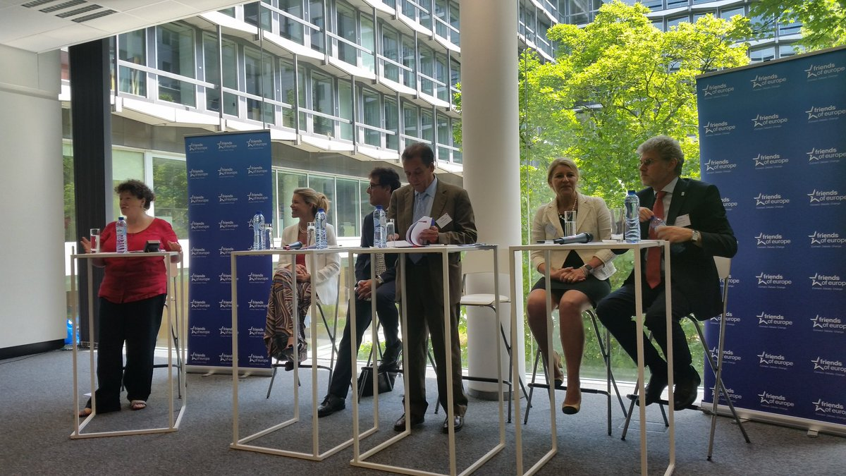 Getting started at @FriendsofEurope event on #RareDisease #FoEhealth  @eurordis<br>http://pic.twitter.com/VcbCy74kmQ