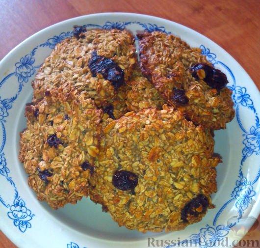 Печенье диетическое полезное рецепты