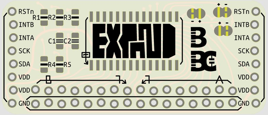 'IexpandO' gone to production at @eC_PCB #BoldportClub
