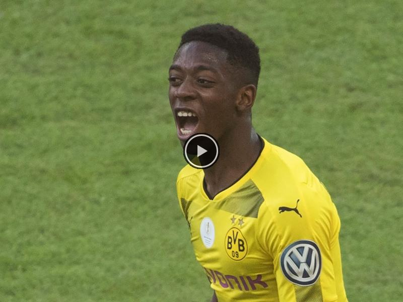 #Borussia #Dortmund star #Dembele wins #Bundesliga #Rookie of the #Season #Award   http:// wp.me/p67m4w-lQf  &nbsp;  <br>http://pic.twitter.com/6uHBWTnofq