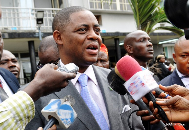 Ex-Aviation Minister Fani-Kayode challenged the Jurisdiction of Lagos Federal High Court to try him in the ongoing N4.6b money-laundering trial.