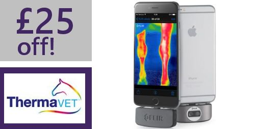 It&#39;s all about your horses management in this weather - check out the @ThermaVet Thermal Camera, now on #Advantage  https:// goo.gl/G1VGyH  &nbsp;  <br>http://pic.twitter.com/Pdh7628Tq8