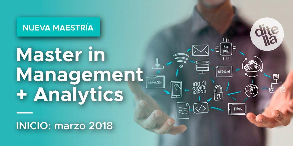 Formación en management y entrenamiento en el uso de herramientas de  #Analytics para jóvenes profesionales. http://www.utdt.edu/mim  pic.twitter.com/ ...