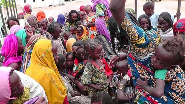 No fewer than 887 Nigerian refugees in Cameroon have been repatriated following request from Cameroonian govt to Nigeria to facilitate their return.