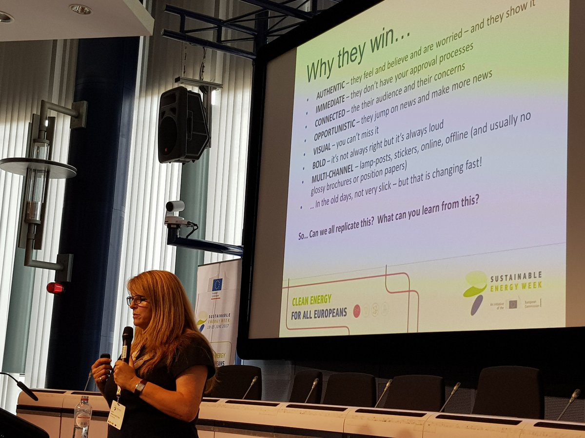 Why are #NGOs so much better at campaigning? #EUSEW17 #PCIList ongoing. Watch live  http://www. eusew.eu/web-streaming- 2017 &nbsp; …  #PublicEngagement <br>http://pic.twitter.com/GJulnGyRFK