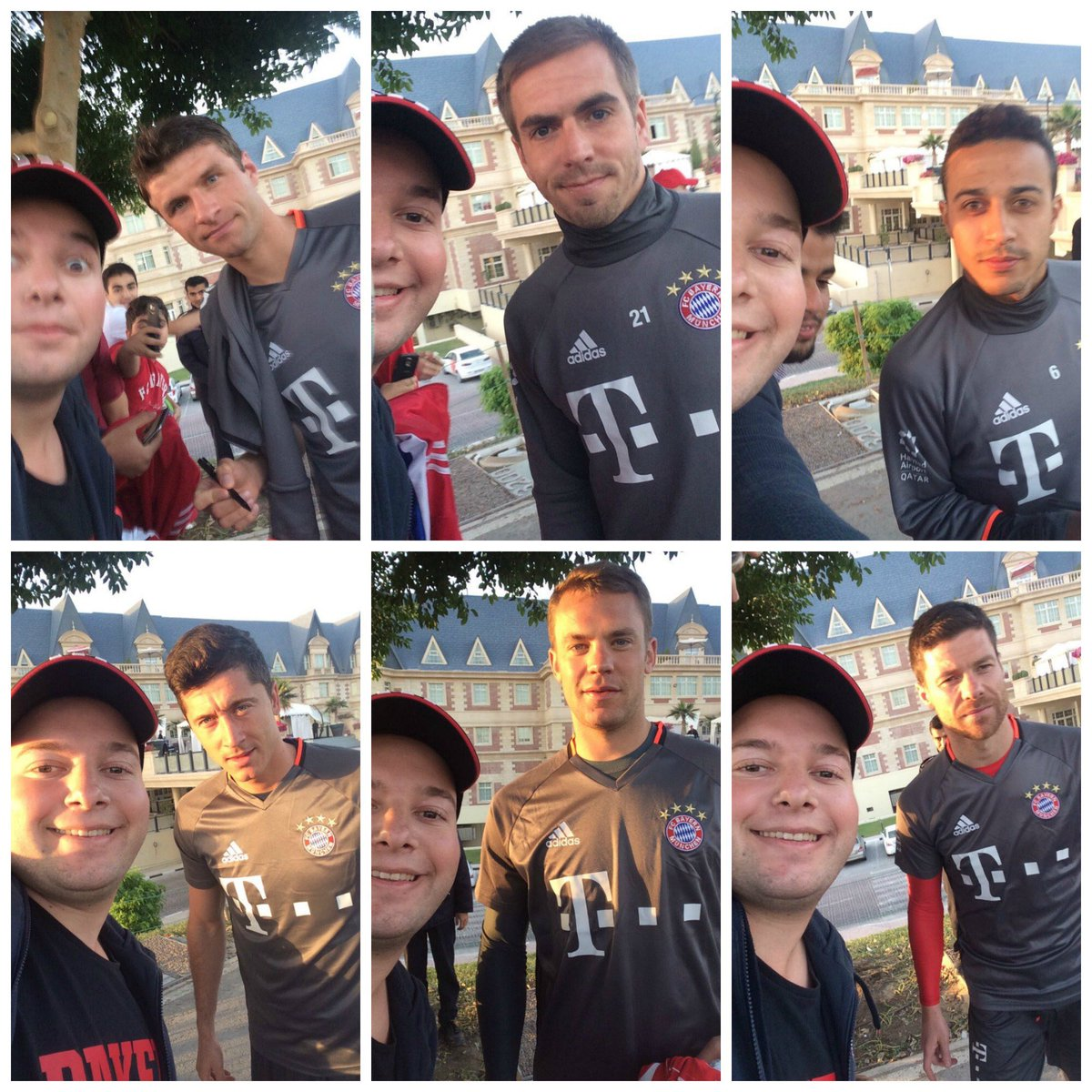 RT FCBayernEN 'RT adelfcb: In the #NationalSelfieDay its all about my...