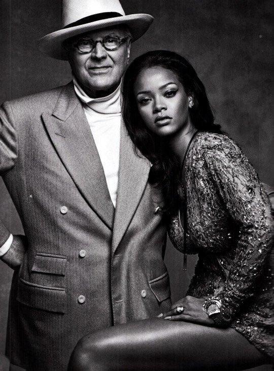 fc137b470e73 Manolo Blahnik Discusses His Obsesssion W  Rihanna