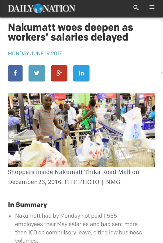 And  they  say the  economy aint bad #UhuruToka  #ElectoralComplaints  #financebill2017<br>http://pic.twitter.com/auixF9FJBj