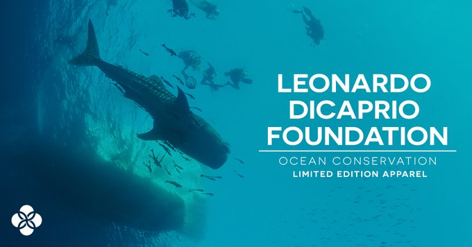 Proud to support @LeonardoDiCaprioFdn's campaign to raise money for #ocean projects around the world. Do more Good  http:// bit.ly/2sMxmII  &nbsp;  <br>http://pic.twitter.com/buz5JJkbfB
