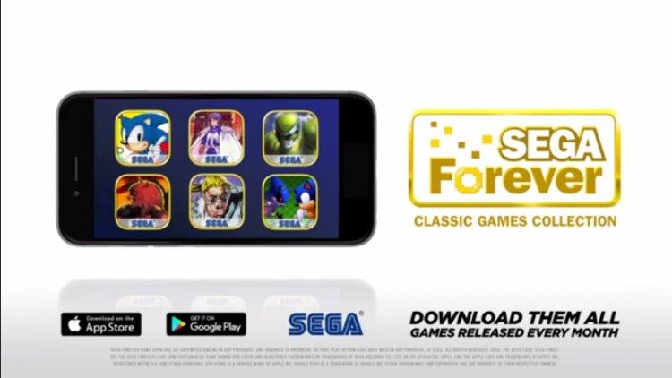 #SEGA officially announces #SEGAForever, retro gaming on #mobile w/ offline play:  http:// segabits.com/blog/2017/06/2 1/sega-forever-officially-revealed-and-detailed/ &nbsp; … <br>http://pic.twitter.com/WV50NDlCzg