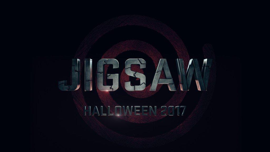 Resultado de imagem para logo jigsaw filme