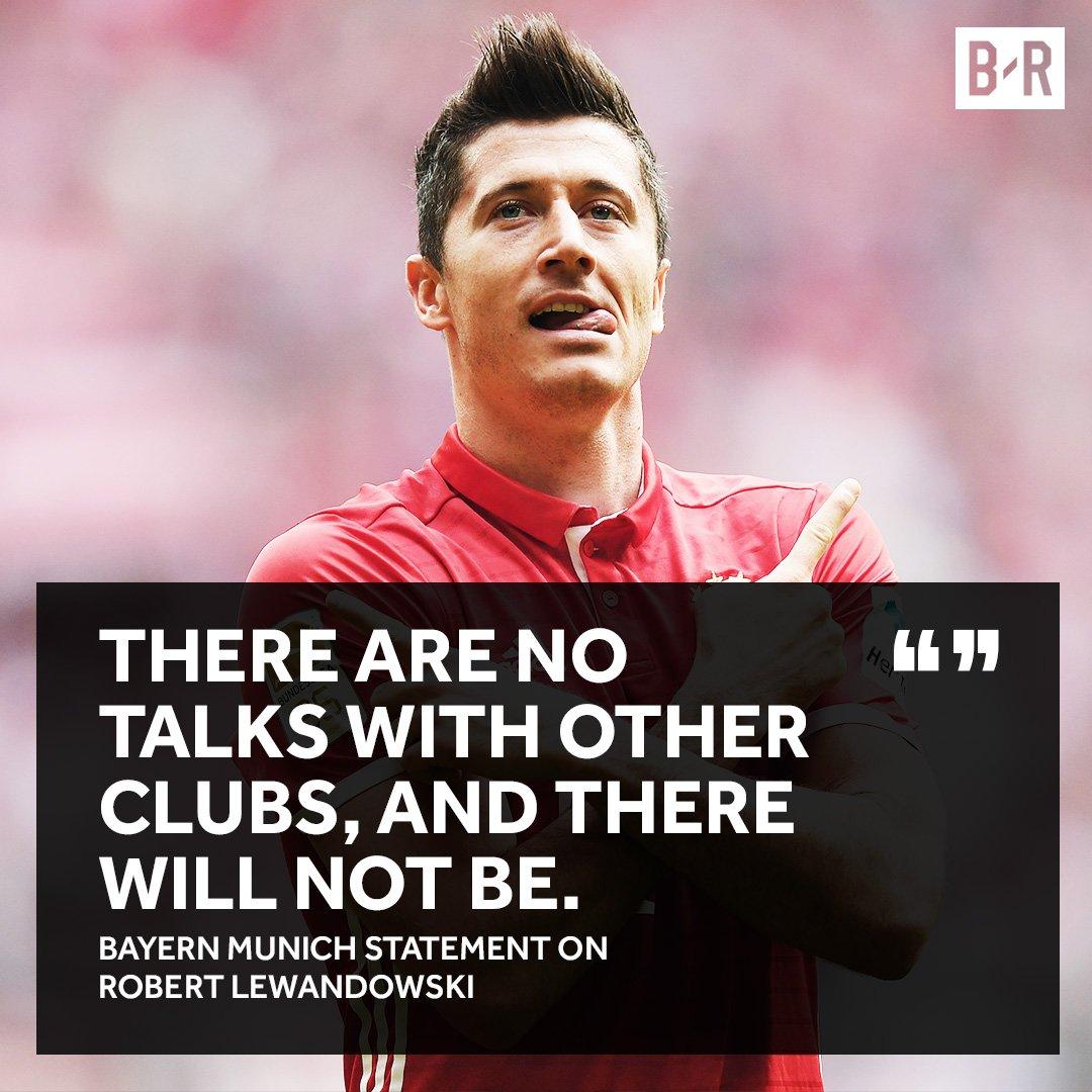 Bayern shut down the rumours ❌ https://t.co/8Bnikg9OCF