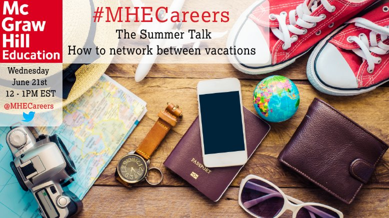 Thumbnail for #MHE Careers | The Summer Talk